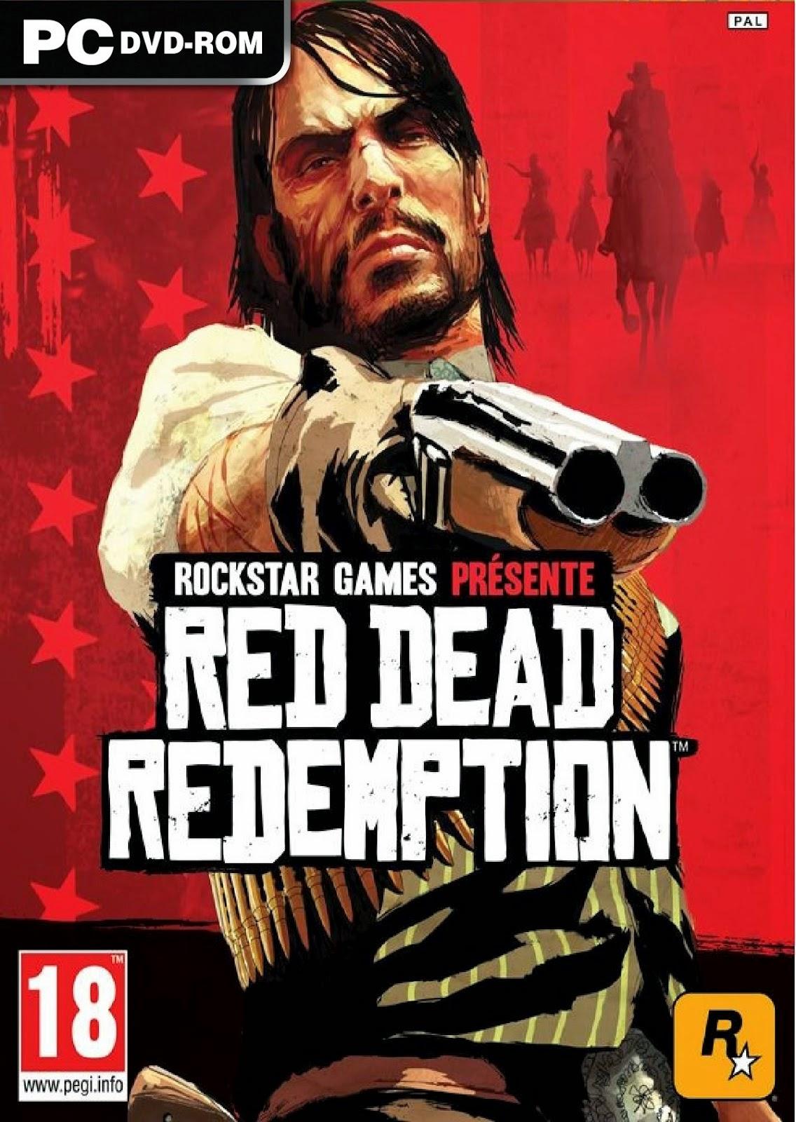 تحميل لعبة red dead redemption مضغوطة