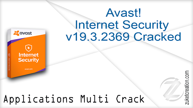 Avast! Internet Security v19.3.2369 Cracked