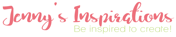 Jenny's Inspiration Blog Header Design