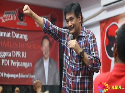 Djarot Mengatakan Bahwa PKB Itu Merupakan 'Partai Koncone Banteng'