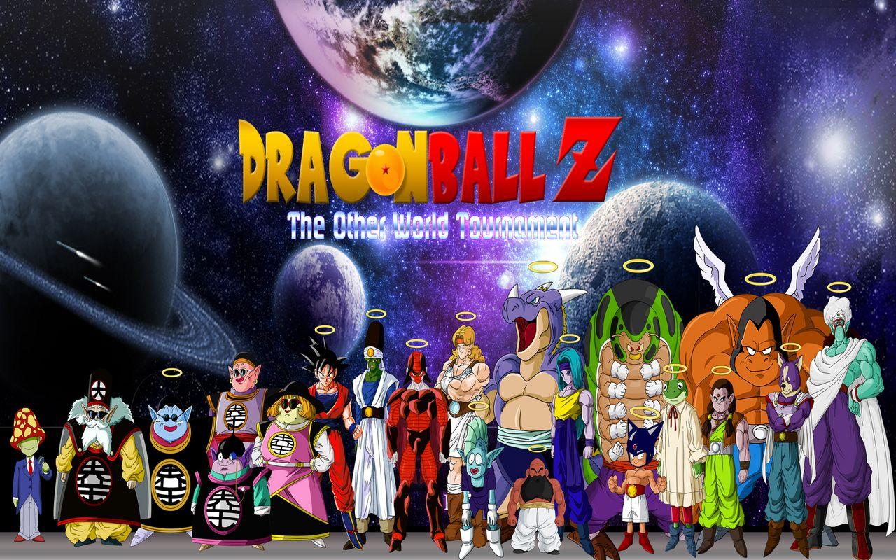 DRAGON BALL Z: Saga del Otro Mundo y de Gran Saiyaman (1993) HD 1080P LATINO/INGLES/JAPONES