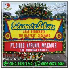 Toko Karangan Bunga Papan Selamat di Pondok Gede Bekasi