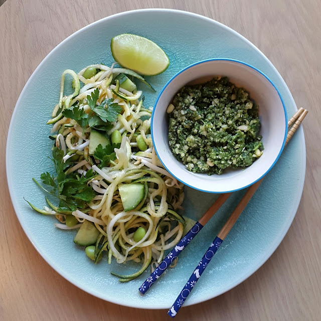 raw vegan pad thai recipe