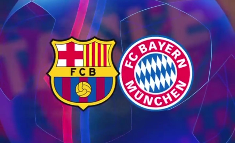 fc Barcelona predicted line up for bayern