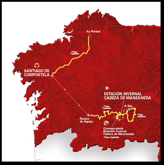 La Ceratizit Challenge by La Vuelta 2021 se disputará en Galicia y tendrá 4 etapas
