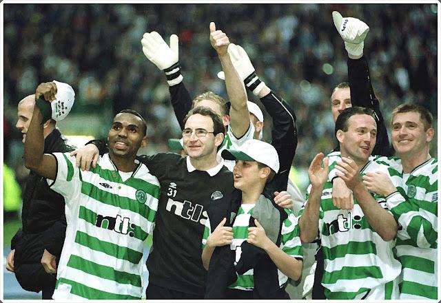 Martin O'Neill Celtic