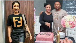 Tonto Dikeh Reveals More Shocking Details About Her Ex-husband, Olakunle Churchill