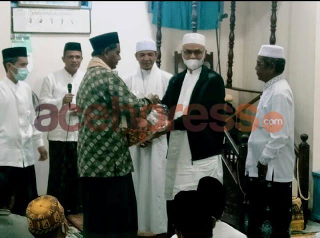 Gerakan Shubuh Mengaji Kota Santri Di Masjid TARIQUL JANNAH Gampong Jangka Alue Bie