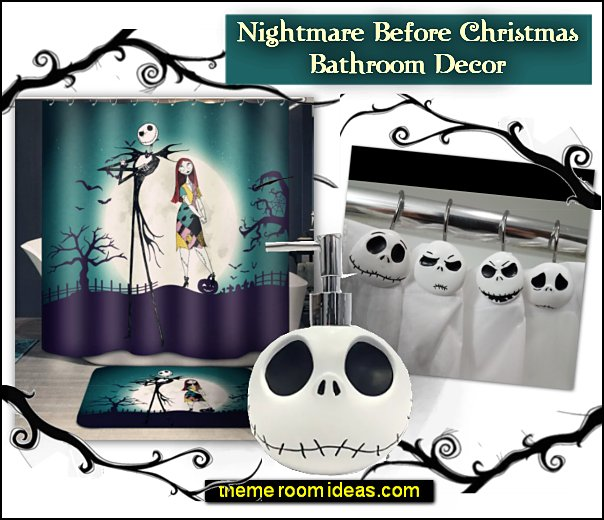 nightmare before christmas bathroom decor nightmare before christmas bathroom decorating