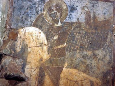 Ο Άγιος Θεόδωρος ο Στρατηλάτης