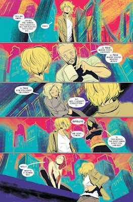 Review de Spider-Gwen Vol.1 de Jason Latour y Robbi Rodriguez - Editorial Panini