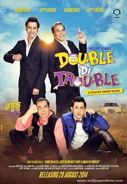 Double Di Trouble 2014 Punjabi Download HDRip 720p at movies500.info