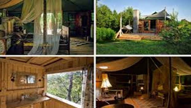 Are you willing to get a cozy and appealing glamping that will give you a chance to experience Polish nature? Then Glendoria glamping is the answer. Glendoria glamping is the single most glamping in the whole of Poland and it is located in the middle of Masurian District Lake.