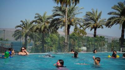 Lake House Hotel: uma confortável estadia em família às margens do Mar da Galiléia