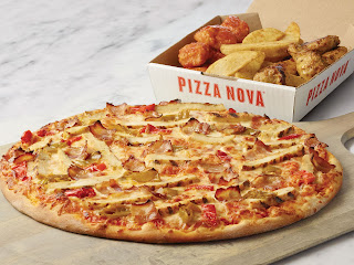 "Get a Medium Pepperoni or Cheese Pizza for $4.39, May 8 Only, ""Pizza Nova"""