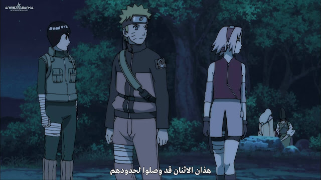 Naruto Shippuuden Movie 1 بلوراي 1080P أون لاين مترجم عربي تحميل و مشاهدة مباشرة