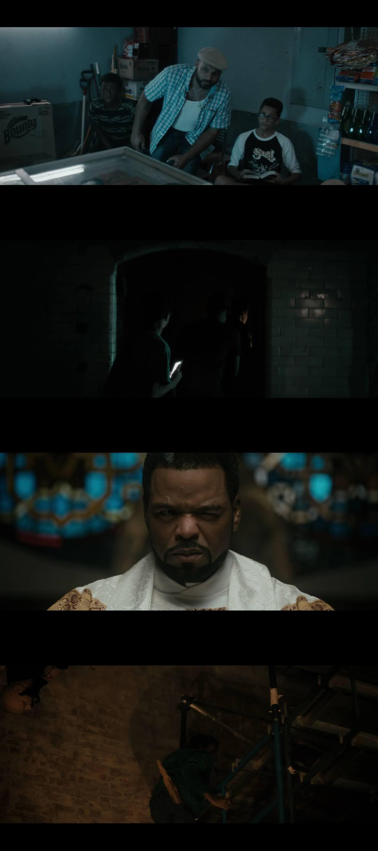 Vampiros vs el Bronx 2020 HD 1080p Latino