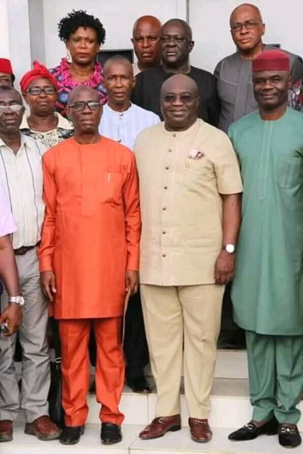2019: @GovernorIkpeazu is Abia's popular choice - APGA State Chairman