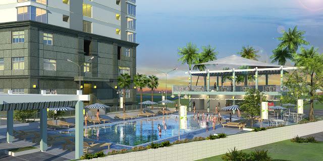Sắp mở bán căn hộ nghỉ dưỡng ven sông Quận 2, thiết kế hoàn hảo, tiện ích vượt trội