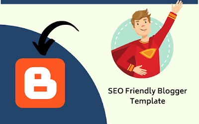 Best seo friendly blogger template 2020