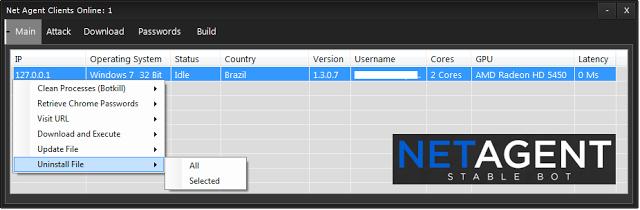 NetAgent - Stable Bot [RAT]