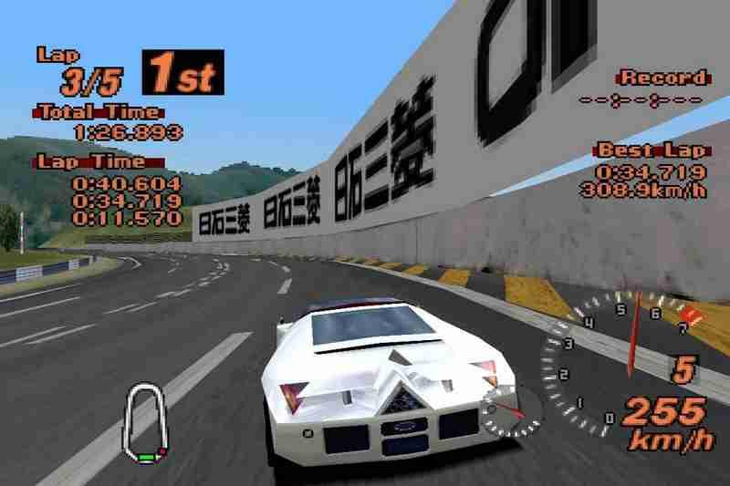 Gran Turismo 2 Rom