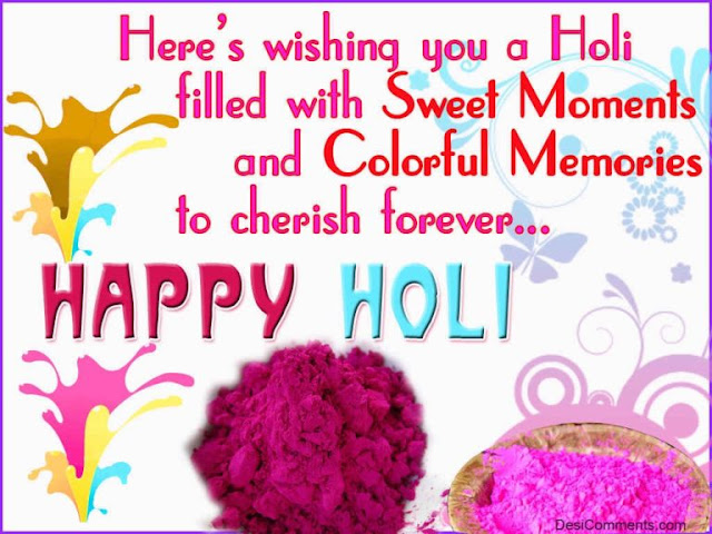 Wish You a Very Happy Holi Quotes