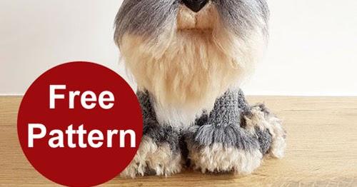 Crochet Daisy the Scottish Sheepdog Amigurumi Project: British ...   262x500