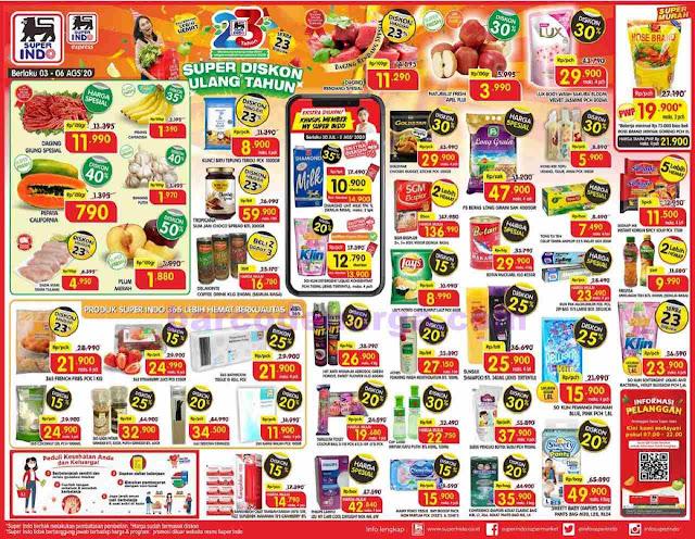 Katalog Promo Superindo Akhir Pekan 4 6 Desember 2020 Barcodeharga Harga Promo Alfamart Indomaret Giant Hypermart Superindo Lottemart Carrefour