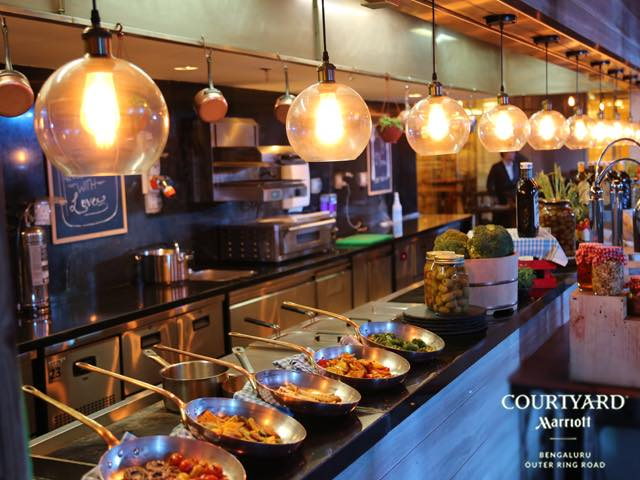 Indulge yourself with BG's Easter Brunch Buffet at Courtyard by Marriott Bengaluru Outer Ring Road and Fairfield by Marriott Bengaluru Outer Ring Road
