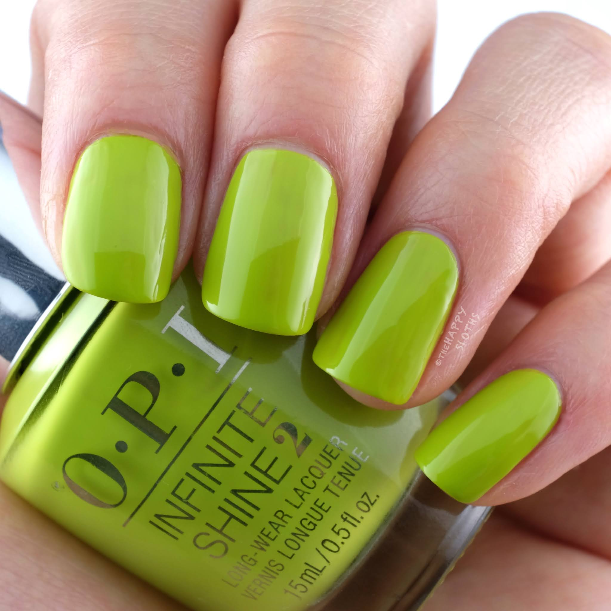OPI Summer 2021 Malibu Collection   Pear-adise Cove: Review and Swatches