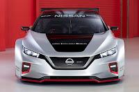 Nissan Leaf Nismo RC 2018 Front