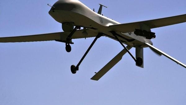 Serangan Drone Hantam Bandara Arab Saudi, 8 Orang Luka-luka