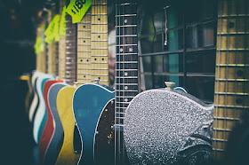 Tips Membeli Gitar Bekas (Gitar Elektrik)