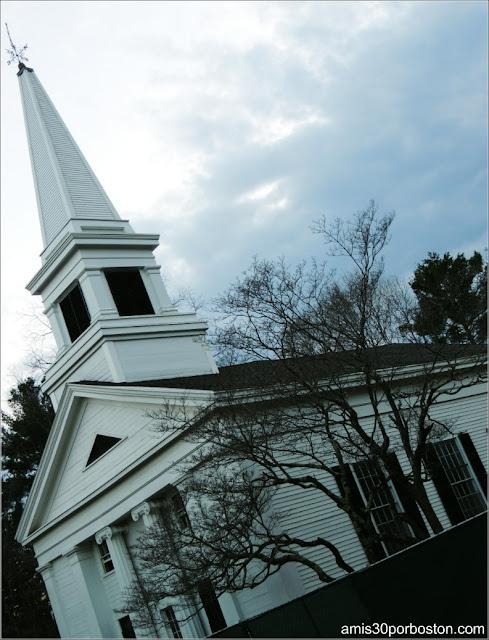 White Church en Lincoln
