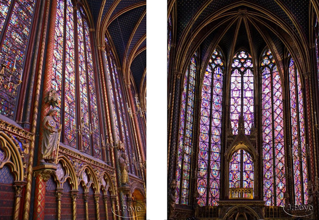 Paris -Sta Chapelle