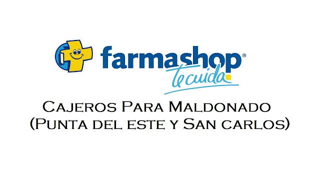 Cajeros Para Maldonado (Punta del este y San carlos)