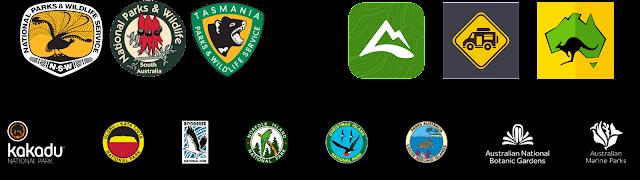 Natur og nationalparker i Australien i autocamper