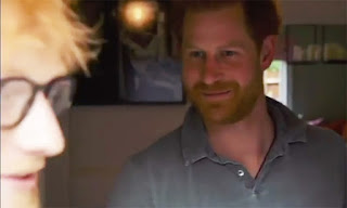 Duke of Sussex and Ed Sheeran collaborate on a song? or on mental health causes?