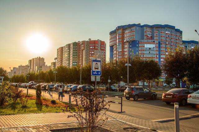 Новые районы Воронежа