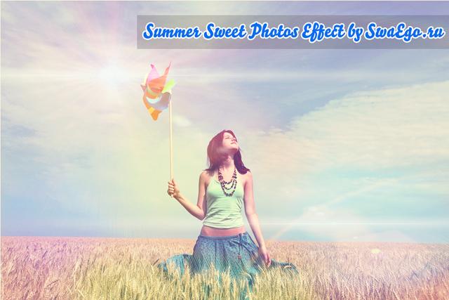 """""""Ванильные фотографии"""". Summer sweet photos"""