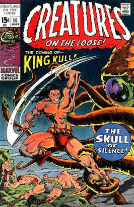Creatures on the Loose, King Kull