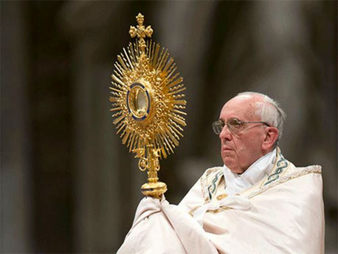 CATEQUESIS SEMANAL DEL PAPA FRANCISCO