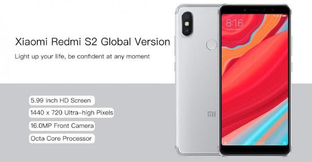 Xiaomi Redmi S2- 4GB + 64GB