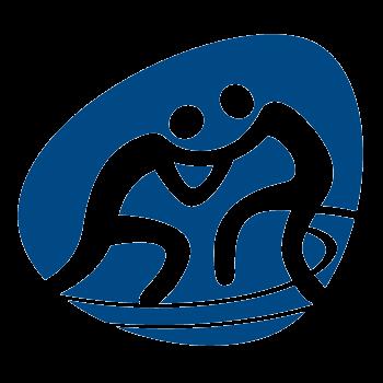 Pictogram Rio 2016 Wrestling 350x350 px