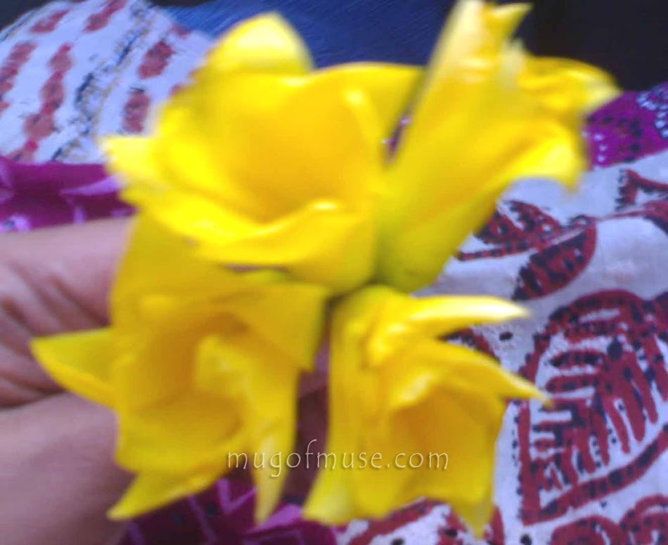 Reasons to Smile: 4 Yellow Flowers