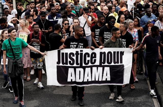 Justice for Adama