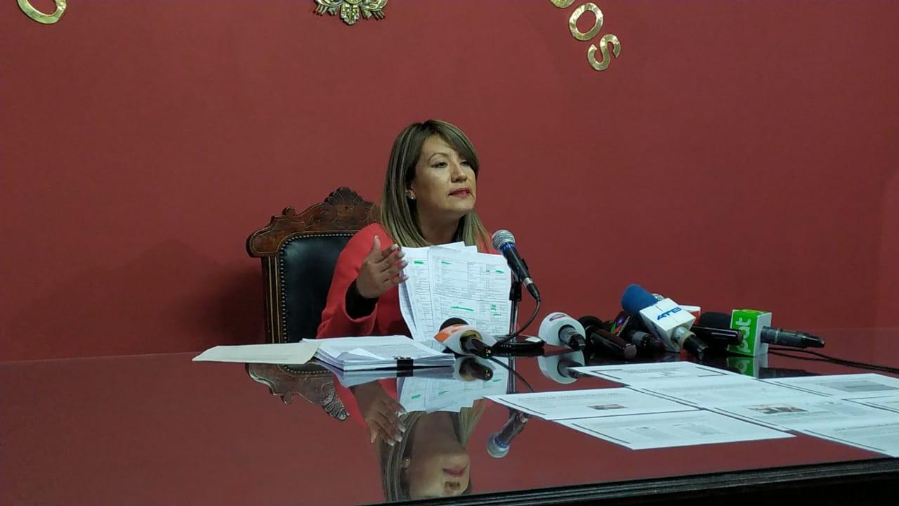 La diputada Mallón advierte otro posible caso de corrupción en la era Morales / PRENSA UN