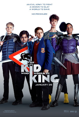 Film The Kid Who Would Be King ( 2019)