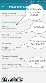 Cara Membuat Payload Telkomsel Opok Config HTTP Injector Terbaru